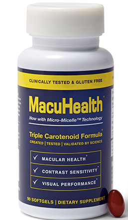 MacuHealth Sofgel Supplements