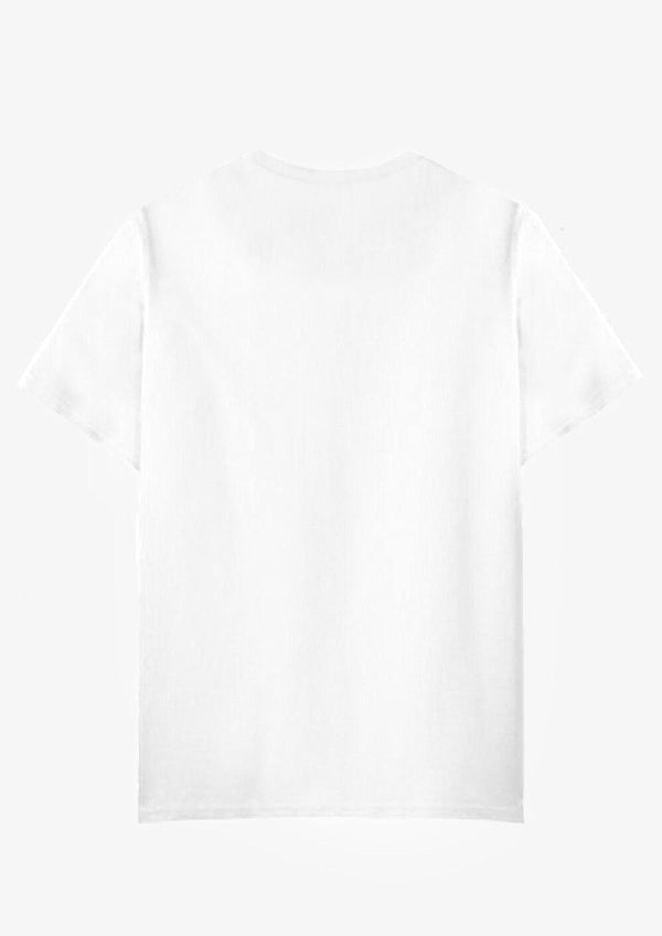 This Is Not For Real People - White TEE