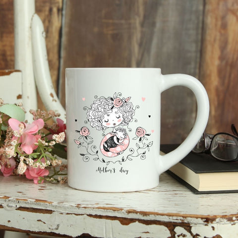 are you are looking to add to your coffee mug set then these mom to be gifts are the coolest mom mug for mothers day or any day!