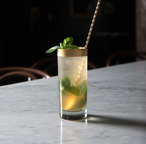 GOLD BAR Mint Julep