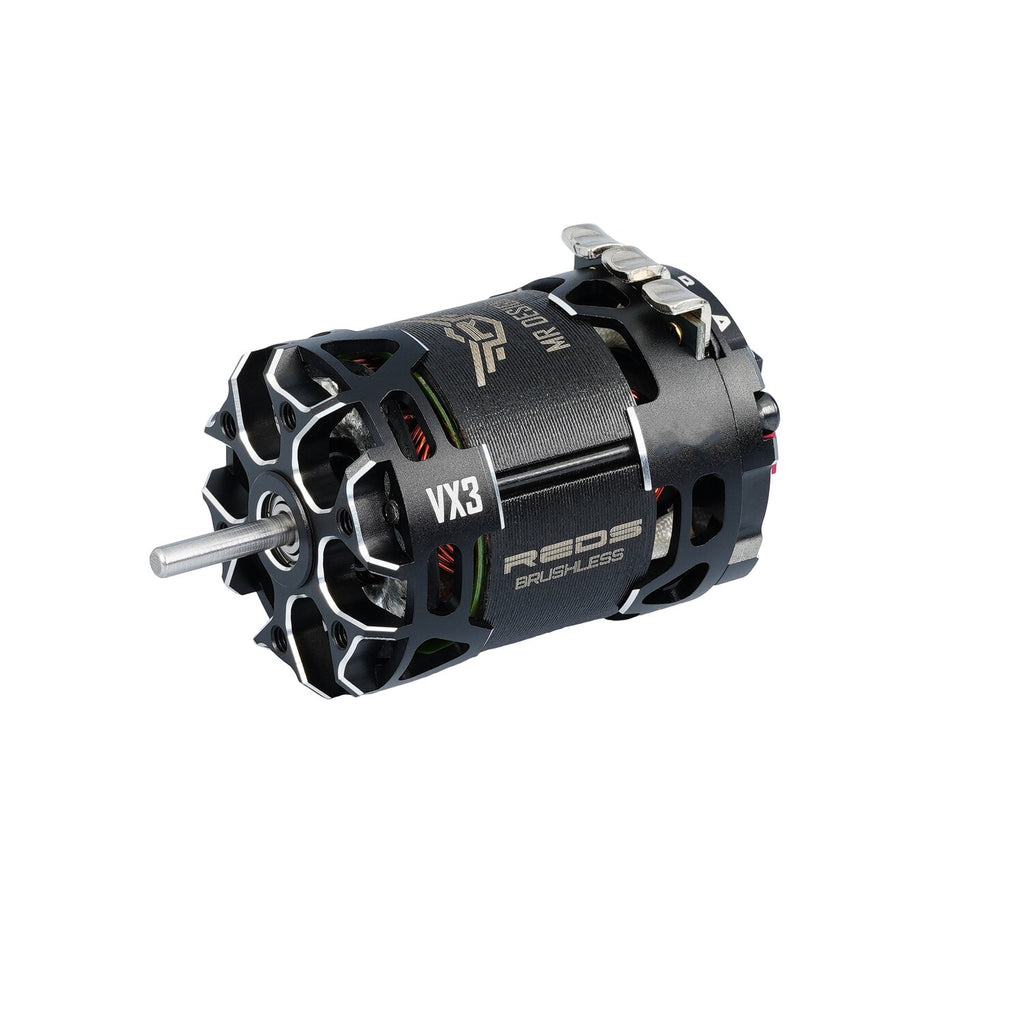 BRUSHLESS MOTOR REDS VX3 540 6.5T 2 POLE SENSORED