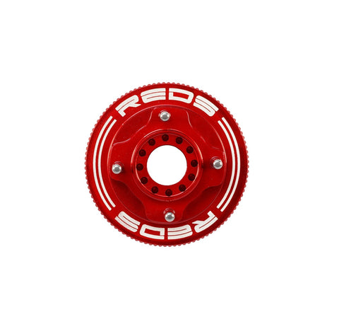 REDS RACING FLYWHEEL TETRA CLUTCH OFF ROAD D34mm ALU V3