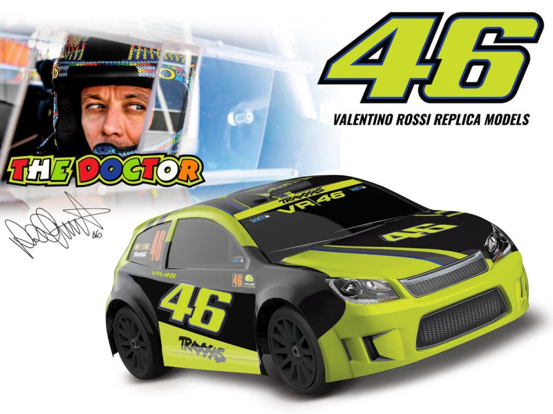 Traxxas LaTrax Rally VR46 Edition