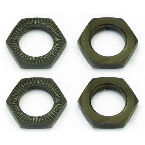 SUREGRIP 17MM NUT (4 PCS.) - RACERC