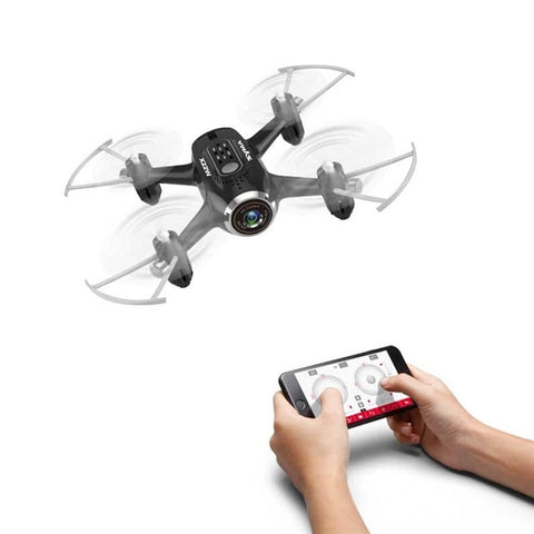 SYMA X22W WIFI FPV RC Quadcopter With HD Camera Altitude Hold Mode RTF - RACERC