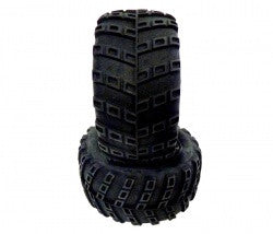 Truck wheels 1:10 - 31804B - RACERC