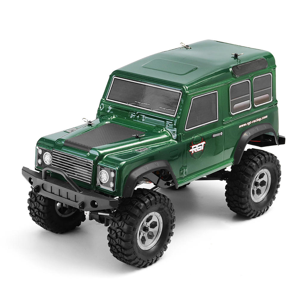 HSP RGT 136100 1/10 2.4G 4WD Rc Car Rock Cruiser Waterproof Off-road Truck RTR