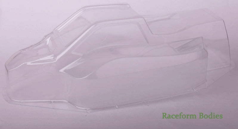 RACEFORM BODYSHELL FOR KYOSHO TKI3 HIGH DOWNFORCE - RACERC