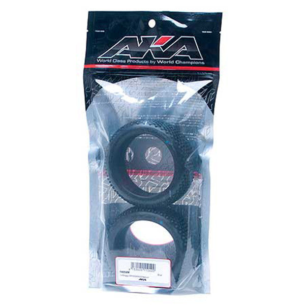 AKA I-Beam 1/8 Competition Buggy Tires no Inserts - Medium Compound - 1 Pair - RACERC