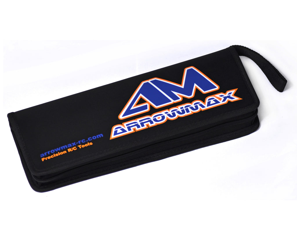 Arrowmax Bag For Set-Up System 1/10 & 1/8 On-Road (AM-170090)