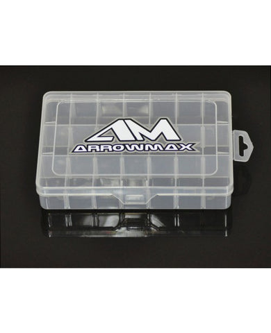 Arrowmax 21 Compartment Parts Box (196 x 132 x 41mm) - AM-199522 - RACERC