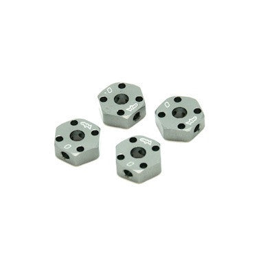 0 Offset Hex Wheel Hub (Lightweight) - RACERC