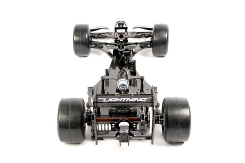 LightningFX 1:10 Formula Car Kit - RACERC
