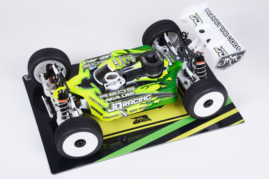 THE JQRacing Setup Board - RACERC