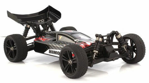 Himoto Tanto 1/10 Radio Control RTR 4WD Brushed RC Electric Buggy - RACERC