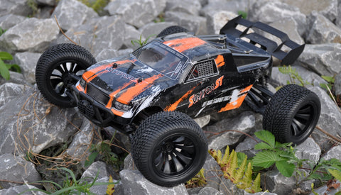 EVO 4T 4wd Truggy 1 12 AMX Racing Vehicle RTR - RACERC