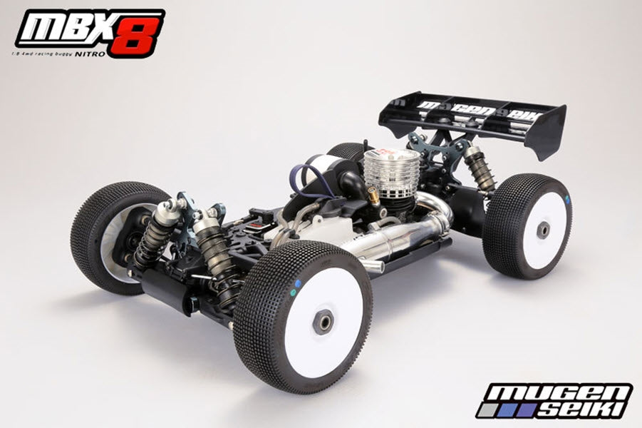 Mugen Seiki MBX8 1/8 Off-Road Competition Nitro Buggy Kit - RACERC