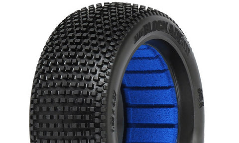 Pro-Line Blockade S2 (Medium) Off-Road 1:8 Buggy Tires for Front or Rear (2) - RACERC