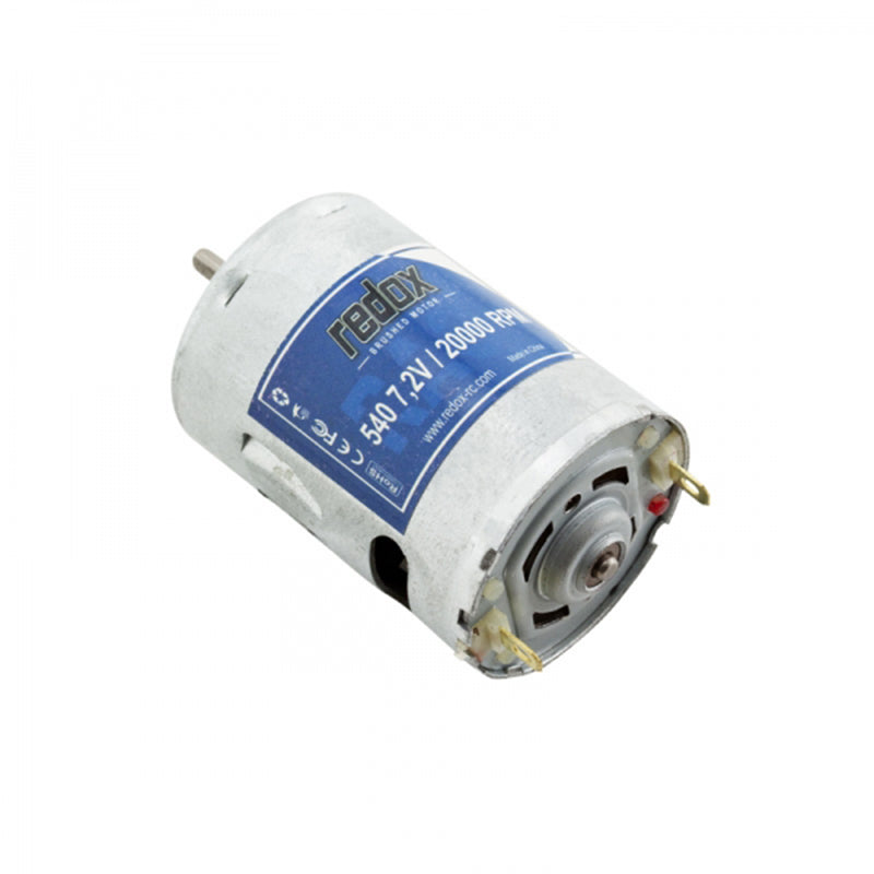 REDOX RACE 540 7.2V 20000 RPM Brush Motor