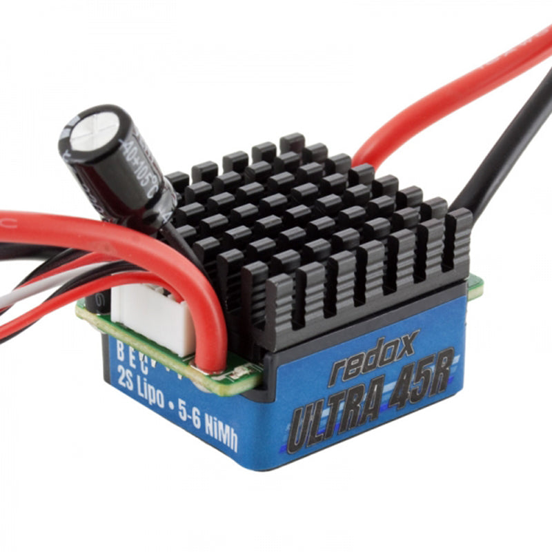 Redox ESC  ULTRA 45R Brush Motor