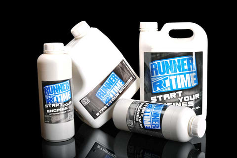 25% 3 Liter RUNNER TIME TOP - RACERC