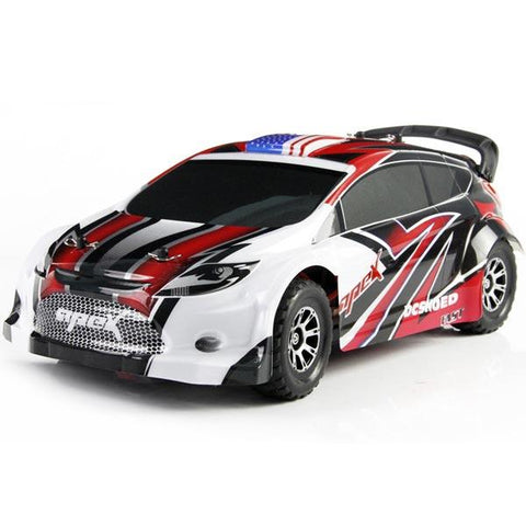 Wltoys A949 Maximum speed 50km/h 4WD Remote control drift car Professional 2.4G Radio RC car High quality - RACERC