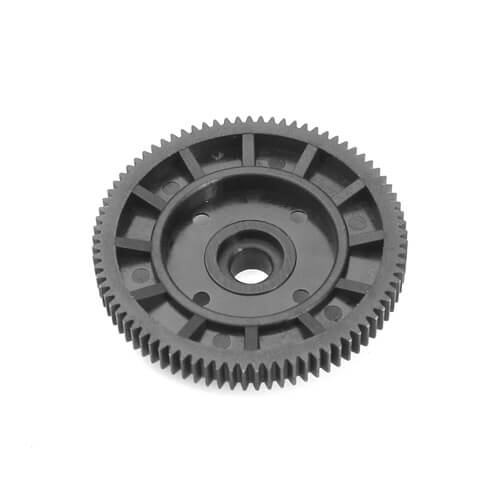 TKR6522 – Spur Gear (81t, 48pitch, composite, black, EB410) - RACERC