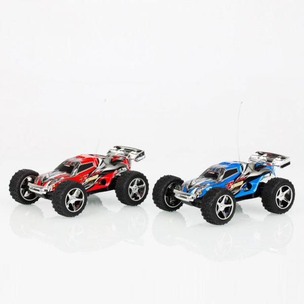 WLtoys 2019 High Speed 1:32 Scale Mini Remote Control RC Racing Car - RACERC