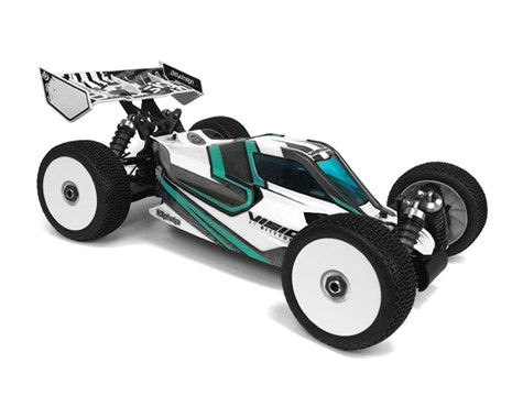 Bittydesign Vision Pre-Cut Mugen MBX8 ECO 1/8 Electric Buggy Body (Clear) - RACERC