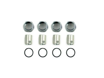 ALU BODY MOUNT ADJUSTER SET (4) - RACERC