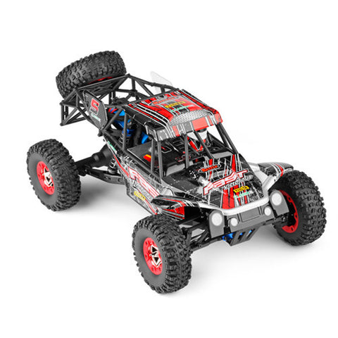 1/12 2.4GHZ 4WD RC CAR OFF-ROAD CLIMBING RTR - RACERC