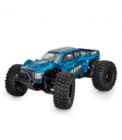 MARS BAJA 4X4 RTR 1:10 WATERPROOF BRUSLESS 80A 3600KW BLUE HNR9801-B
