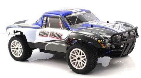 Himoto Corr Truck 4WD 2.4GHz (HSP Rally Monster) 540 MOTOR & 120A ESC W/2.4G REMOTE - RACERC