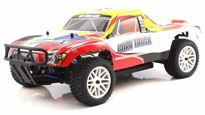 Himoto Corr Truck 4WD 2.4GHz (HSP Rally Monster) 540 MOTOR ...