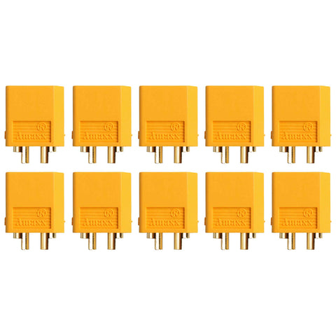 Gold connector | XT60 | 1 plug - RACERC