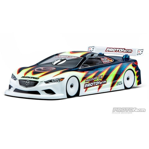 Mazda 6 GX Body 190mm - RACERC