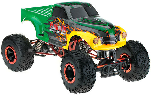 Pangolin 1:10 Scale 2.4GHz Electric Powered Off-Road Rock Crawler RTR - RACERC