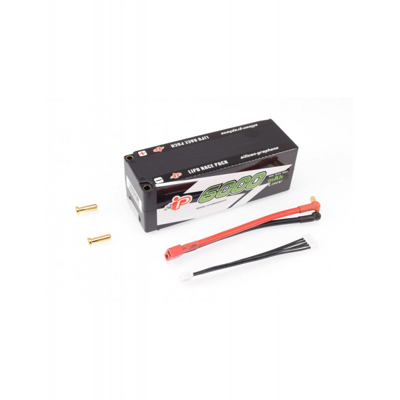Intellect Lipo LiHV 120C 4S 120C 6000mAh 15.2V - RACERC