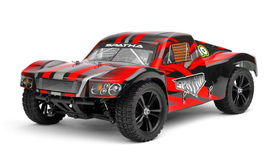 Himoto SPATHA 1/10 4x4 Brushed Off Road Short Course Truck - RACERC
