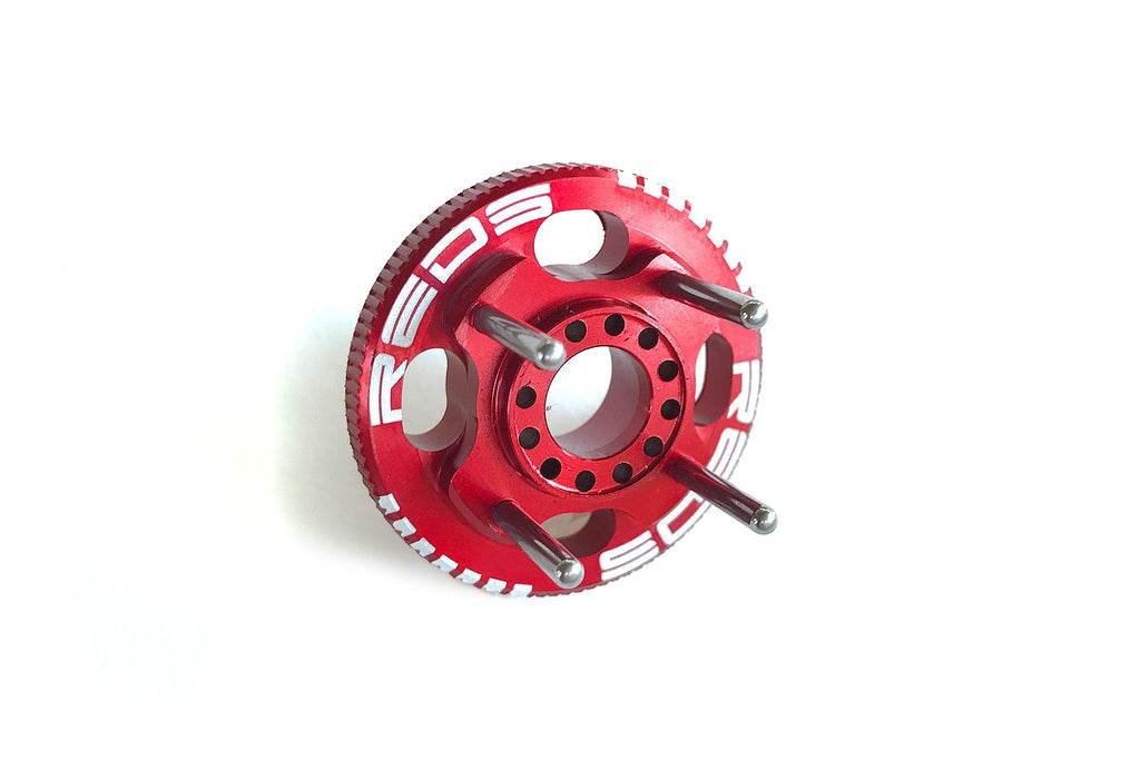 FLYWHEEL TETRA CLUTCH OFF ROAD D32mm LIGHTWEIGHT V2 - RACERC