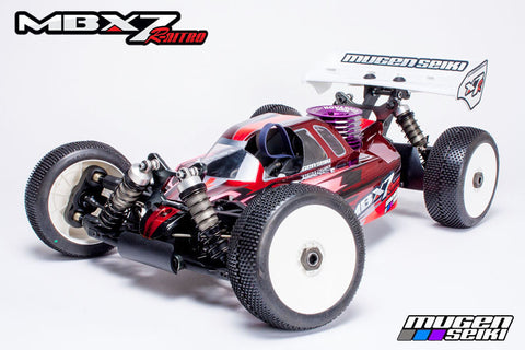 Mugen Seiki MBX7R 1/8 Off-Road Competition Buggy Kit - RACERC