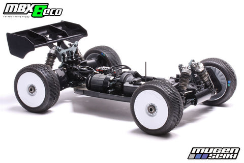 Mugen Seiki MBX8 ECO 1/8 Electric Off-Road Buggy Kit - RACERC