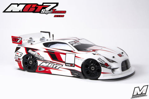 Mugen Seiki MGT7 1/8 GT Nitro On-Road Touring Car Kit - RACERC