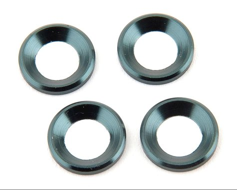 Mugen Seiki Engine Mount Washer Set (4)