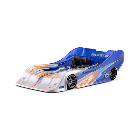 Frisbee 1:8 on-road body - RACERC