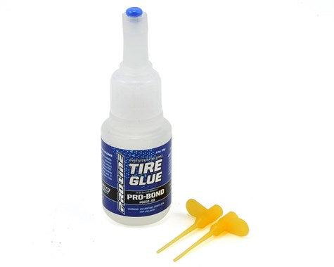 Pro-Line Pro-Bond CA Tire Glue (0.7oz) - RACERC
