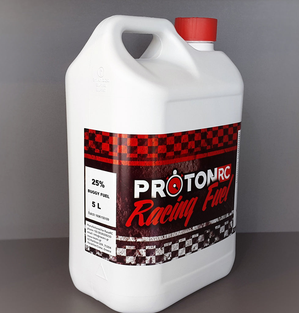 ProtonRC Racing Fuel - Off Road / 25%  ( 5L ) - RACERC