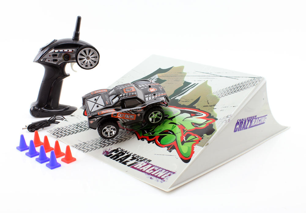 WLTOYS L999 CHALLENGER CRAZY RACING CAR !! SERIOUS FAST 30KM/H !! - RACERC