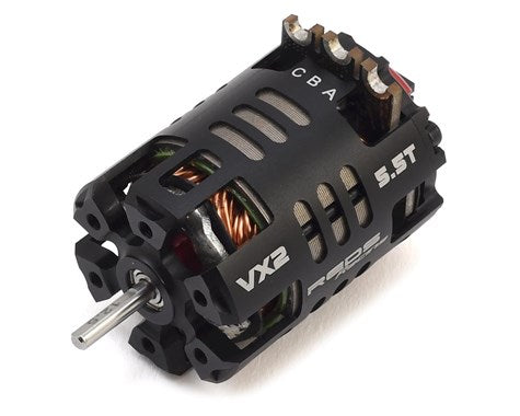 REDS VX2 540 Sensored Brushless Modified Motor (5.5T) - RACERC