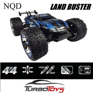 Land Buster Buggy High Speed Truggy RC 1/12 EP Racing Car RTR Off-Road 4WD Monster Truck - RACERC